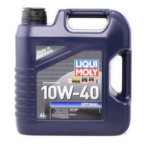 FORD Motorolajok a LIQUI MOLY 3930 gyártói minőségű