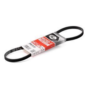 117207719R für RENAULT, Keilrippenriemen GATES (3PK751SF) Online-Shop