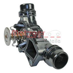 METZGER Thermostat, Kühlmittel 11530139877 für BMW, MINI bestellen