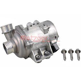 Wasserpumpe METZGER Art.No - 4007001 OEM: 11517586925 für BMW kaufen