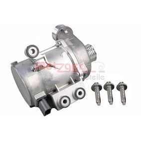 METZGER Wasserpumpe 11517586925 für BMW bestellen
