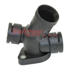 Kühlmittelflansch METZGER Art.No - 4010070 OEM: 074121132 für VW, AUDI, SKODA, SEAT kaufen