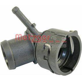 METZGER Фланец за охладителната течност 4010130