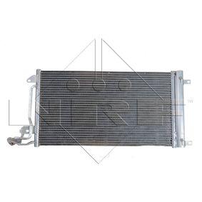 NRF Kondensator, Klimaanlage 6R0820411J für VW, AUDI, SKODA, SEAT, VOLVO bestellen