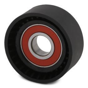 CAFFARO Tensioner pulley, v-ribbed belt 416-00