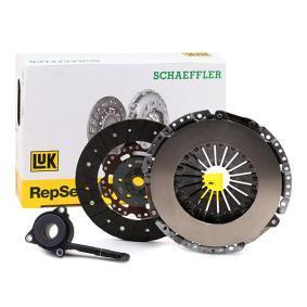 Kupplungssatz LuK Art.No - 624 3230 34 OEM: 0A5141671M für VW, AUDI, SKODA, SEAT kaufen