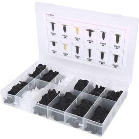 25 Хечбек (RF) KS TOOLS Въздухозаборна решетка, броня 420.0900