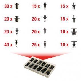 25 Хечбек (RF) KS TOOLS Въздухозаборна решетка, броня 420.0930