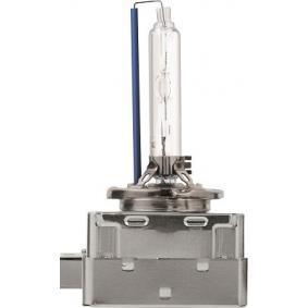 PHILIPS Крушка с нагреваема жичка, фар за дълги светлини 42403WHV2C1