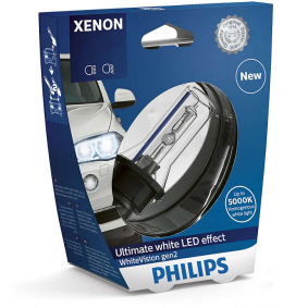 42403WHV2S1 Bulb, spotlight from PHILIPS quality parts