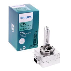 42403XV2C1 Glühlampe, Fernscheinwerfer von PHILIPS Qualitäts Ersatzteile
