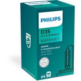 PHILIPS 42403XV2C1 Glühlampe, Fernscheinwerfer OEM - LR009163 LAND ROVER, DIPASPORT günstig