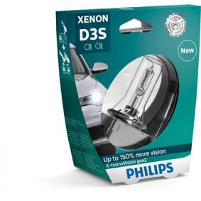 PHILIPS Glühlampe, Fernscheinwerfer N10721805 für VW, AUDI, SKODA, SEAT, PORSCHE bestellen
