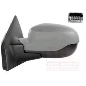 Außenspiegel VAN WEZEL Art.No - 4333827 OEM: 7701069553 für RENAULT kaufen