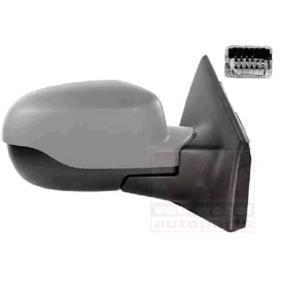 Außenspiegel VAN WEZEL Art.No - 4333828 OEM: 7701069554 für RENAULT kaufen