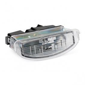 Hella żarówka Ożwietlenie Tablicy Rejestracyjnej Rodzaj Lampy C5w