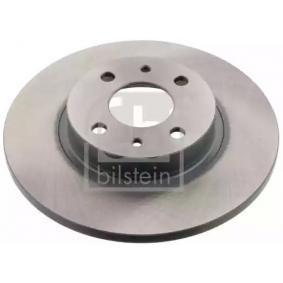 спирачен диск FEBI BILSTEIN Art.No - 43818 OEM: 51859075 за FIAT, ALFA ROMEO, LANCIA, CHRYSLER купете