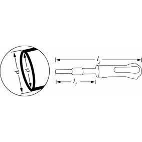 HAZET Отключващ инструмент 4671-3 онлайн магазин