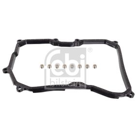 Seal, automatic transmission oil pan 47381 FEBI BILSTEIN