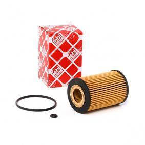 Ölfilter FEBI BILSTEIN Art.No - 47827 OEM: 03N115562B für VW, AUDI, SKODA, SEAT, MAN kaufen