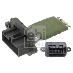 Blower motor resistor 48299 FEBI BILSTEIN