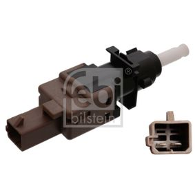 Clutch pedal position switch 49439 FEBI BILSTEIN