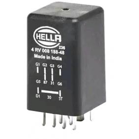 HELLA Glühzeitsteuergerät 4RV 008 188-481