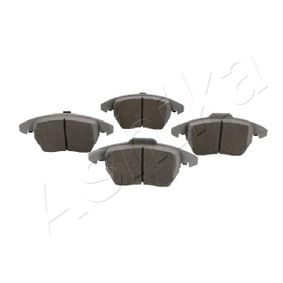 Kit de plaquettes de frein, frein à disque ASHIKA Art.No - 50-00-0047 OEM: 8J0698151C pour VOLKSWAGEN, AUDI, SEAT, SKODA récuperer