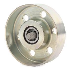 CAFFARO Tensioner pulley v-ribbed belt (500048)