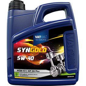 PORSCHE CAYMAN Motorenöl 50011 von VATOIL Original Qualität