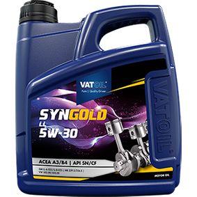 50017 Olio auto dal VATOIL di qualità originale