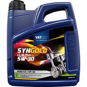 50021 Olio auto dal VATOIL di qualità originale