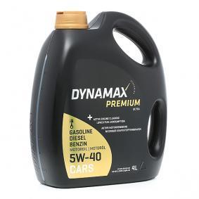 500216 Olio auto dal DYNAMAX di qualità originale