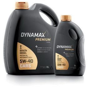 DYNAMAX Olio per motore 500216 comprare
