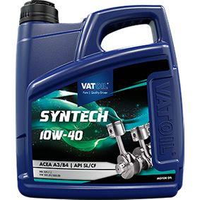 50029 Olio auto dal VATOIL di qualità originale