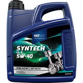 PORSCHE CAYMAN Motorenöl 50035 von VATOIL Original Qualität