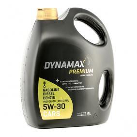 NISSAN PRIMERA Motorenöl 501100 von DYNAMAX Original Qualität