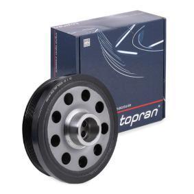3 Touring (E91) TOPRAN Kurbelwellenriemenscheibe 502 797