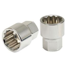 Zestaw kluczy nasadowych 503.4987 KS TOOLS