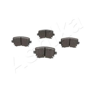 ASHIKA Bremsbelagsatz, Scheibenbremse 1K0698451D für VW, AUDI, FORD, SKODA, SEAT bestellen