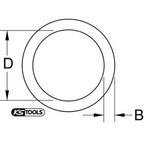 515.1138 Steckschlüsseleinsatz von KS TOOLS Qualitäts Ersatzteile