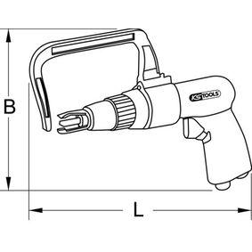 KS TOOLS Bohrmaschine (Druckluft) 515.1206 Online Shop
