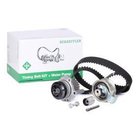 038109119L für VW, AUDI, SKODA, SEAT, Wasserpumpe + Zahnriemensatz INA (530 0091 31) Online-Shop