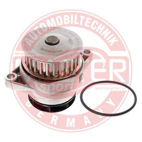 MASTER-SPORT Wasserpumpe 030121008DX für VW, AUDI, SKODA, TOYOTA, SEAT bestellen