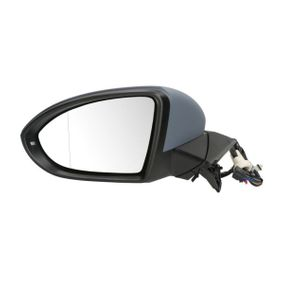 Außenspiegel BLIC Art.No - 5402-01-2002645P OEM: 5G0857521 für VW, SKODA, SEAT kaufen