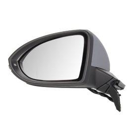 Außenspiegel BLIC Art.No - 5402-01-2002647P OEM: 5G0857521 für VW, SKODA, SEAT kaufen