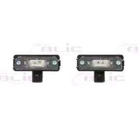 BLIC Kennzeichenbeleuchtung 5402-053-12-910