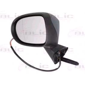 Außenspiegel BLIC Art.No - 5402-09-2002201P OEM: 7701069553 für RENAULT kaufen
