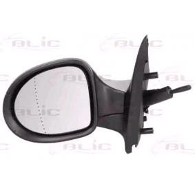 Außenspiegel BLIC Art.No - 5402-09-2002221P OEM: 7701067336 für RENAULT kaufen