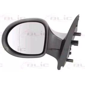 Außenspiegel BLIC Art.No - 5402-09-2002225P OEM: 7701067336 für RENAULT kaufen
